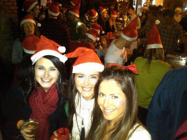 12 Bars of Christmas NYC Fun